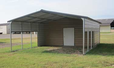 Steel buildings steel building cost estimator for Shed construction cost estimator
